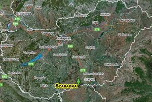 szabadka térkép Nemzetközi Magyar Matematika Verseny szabadka térkép